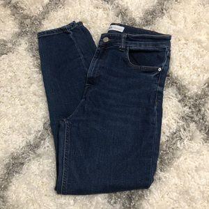 Zara Warm Skinny Jeans